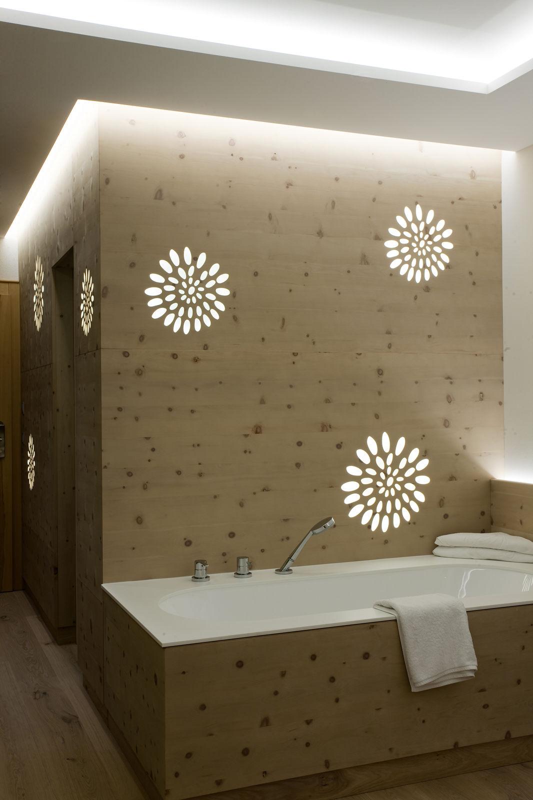 AuBergewohnlich Hotel Thierseehof   Tirol, Indirekte LED Beleuchtung